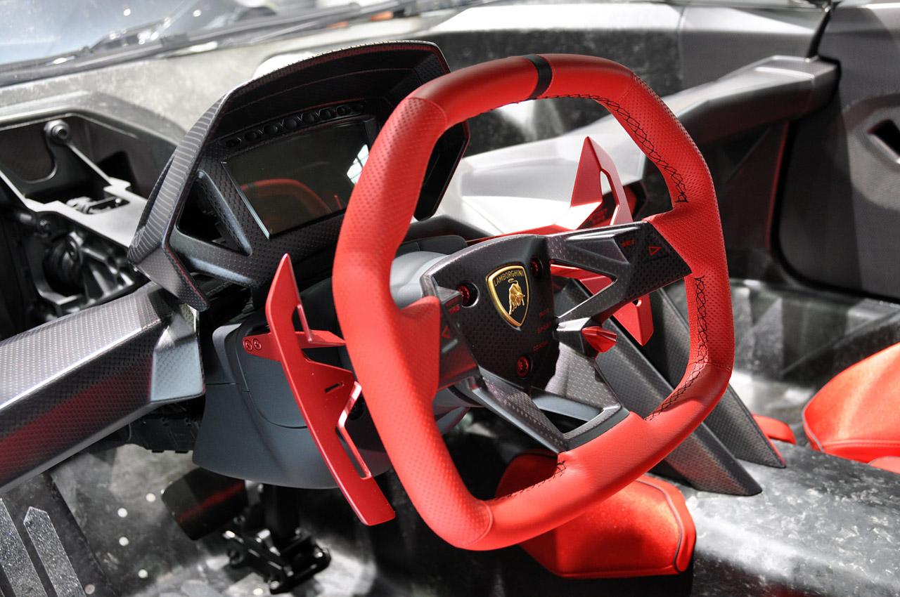 Lamborghini Sesto Elemento 8 Burlesque Torino